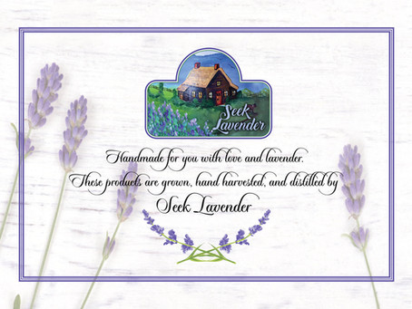 Should you love Seek Lavender, please vote!