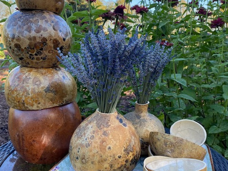 Gourd Day at Seek Lavender