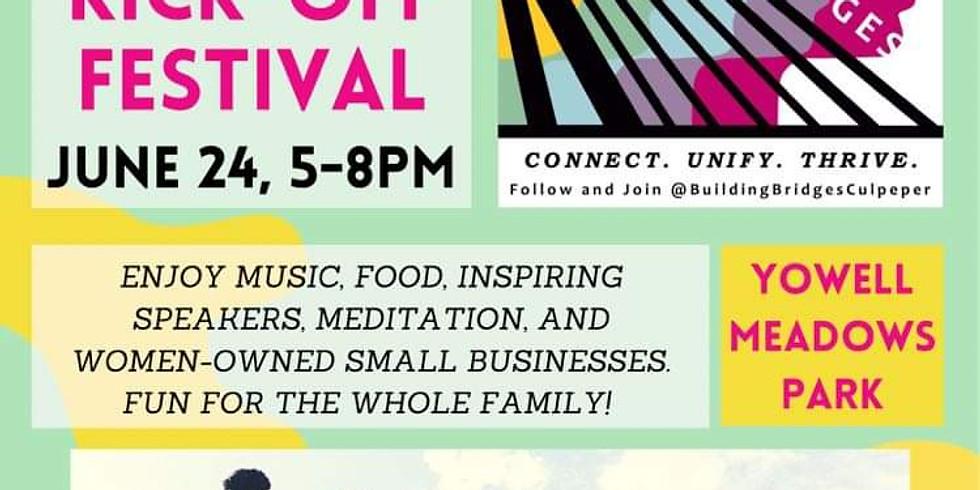 Building Bridges Meet & Greet Festival