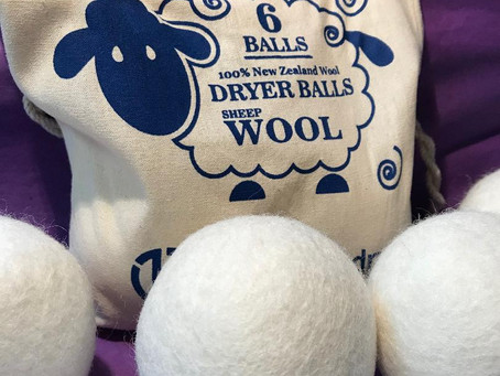 Aging Wool Dryer Ball Solution!