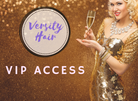 Versity Hair and Beauty: The Ultimate Geelong VIP CLUB