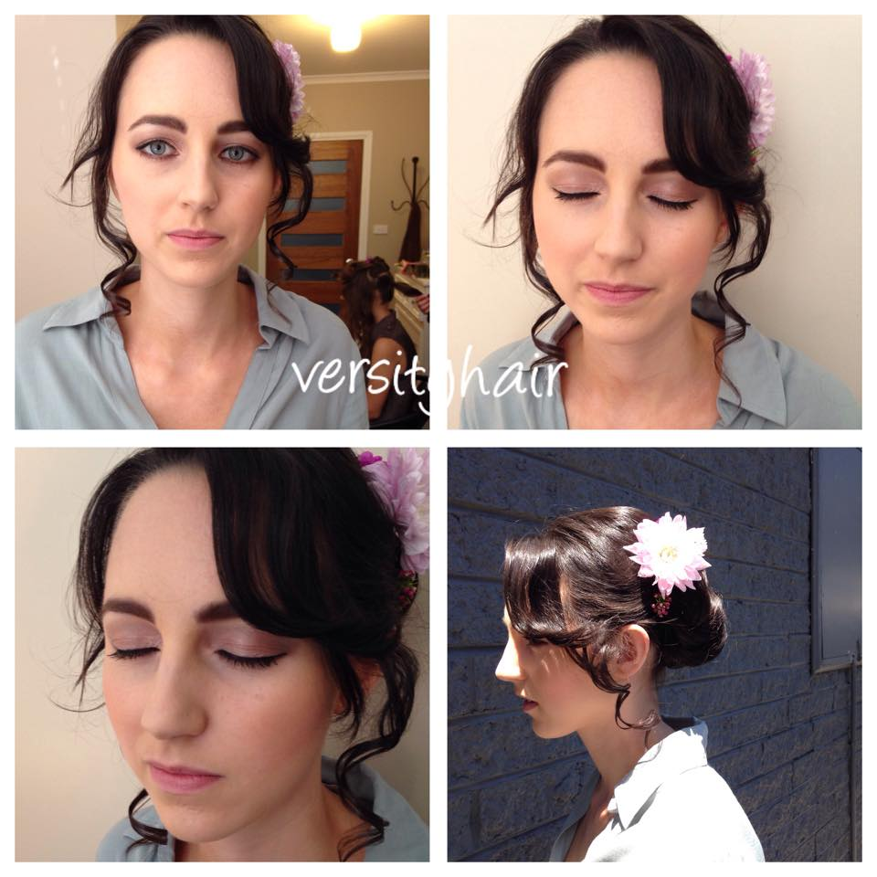wedding hairdressers waurnponds
