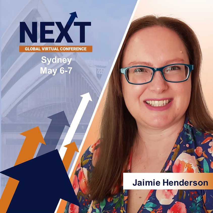 NEXT Global Virtual Conference™ with  Jaime Handerson