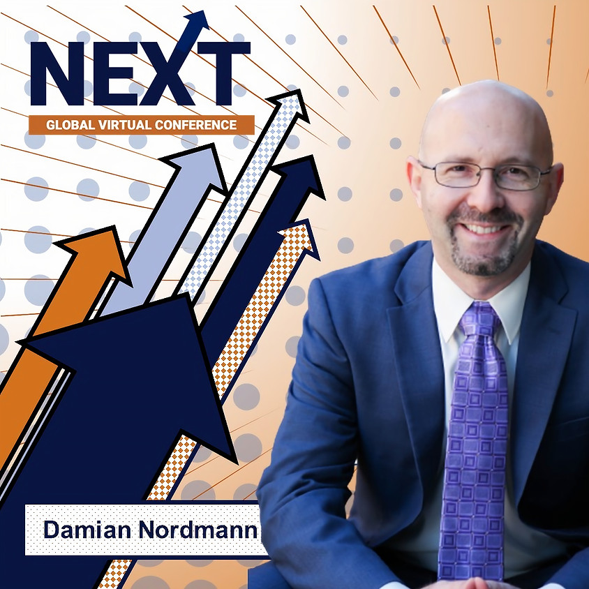Activate the Hero Within with Damian Nordmann