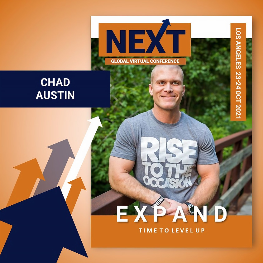 NEXT Global Virtual Conference™   - EXPAND LA  Featured Speaker Chad Austin