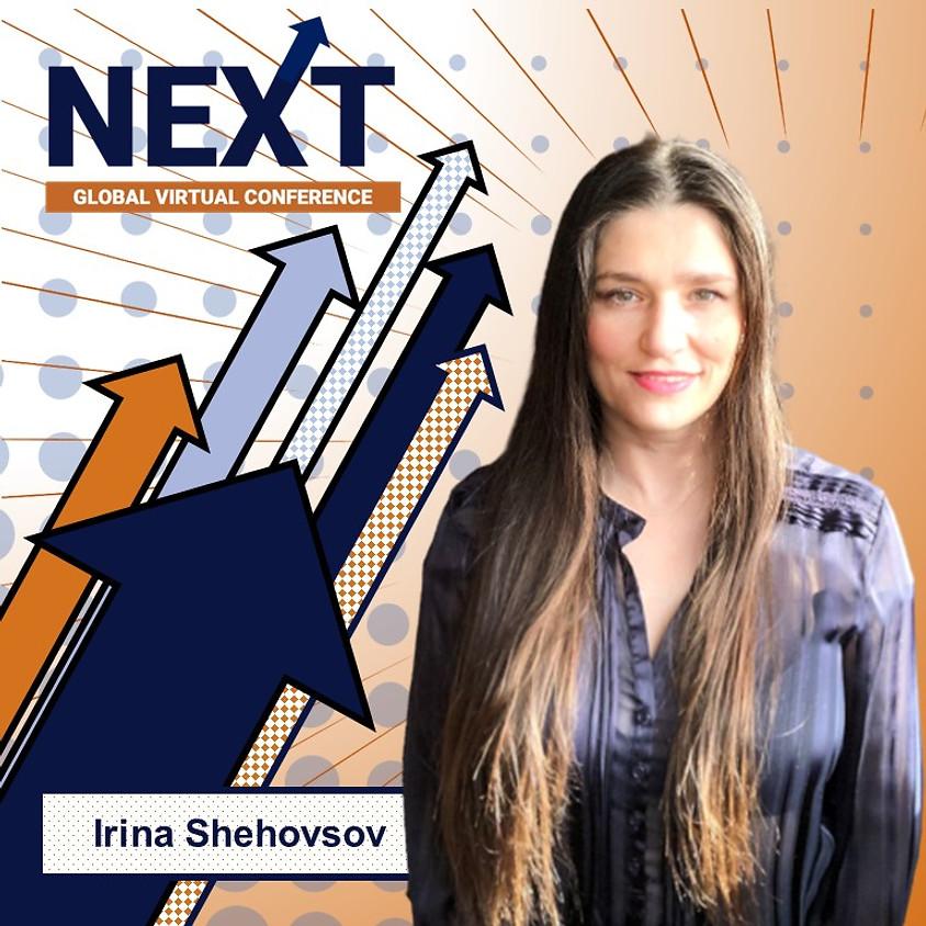 Activate the Hero Within with Irina Strunina