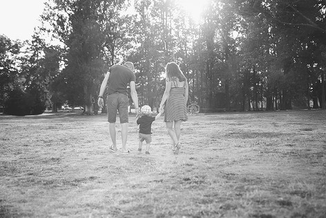 seance famille en exterieur - Publier - Amphion