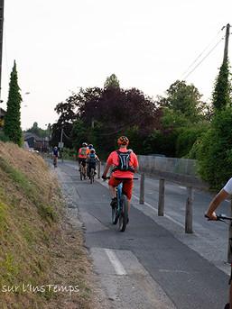Groupe apéro bike