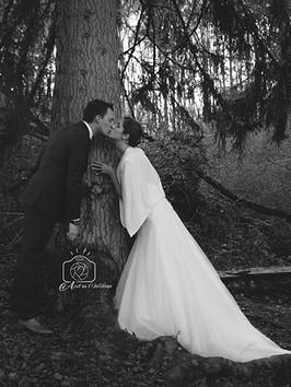 Amour en forêt