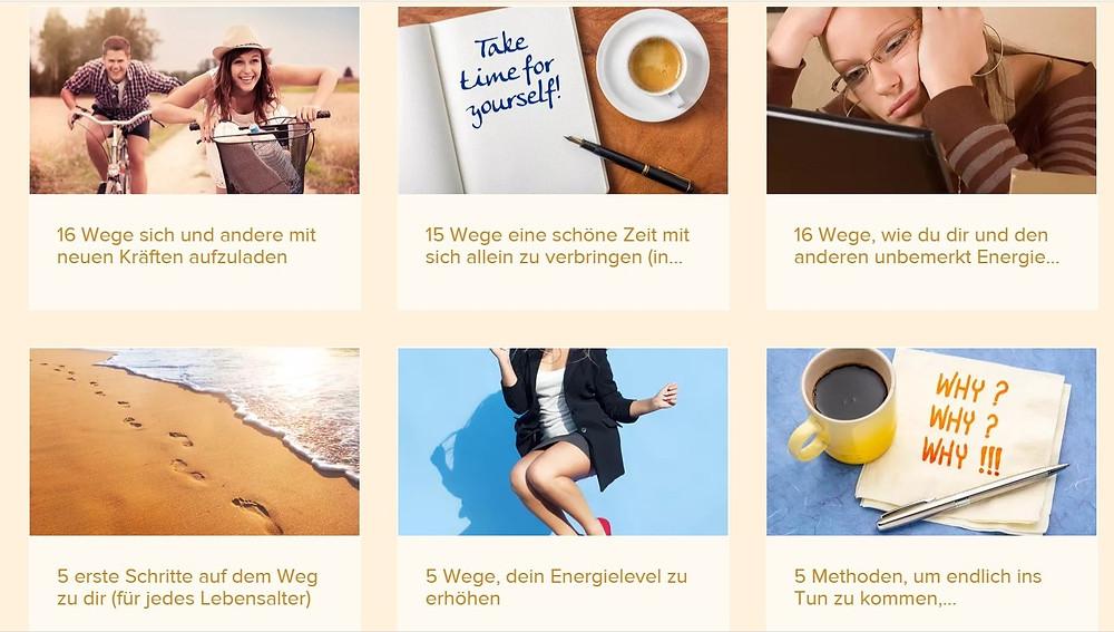 Online Geld verdienen - Blog schreiben