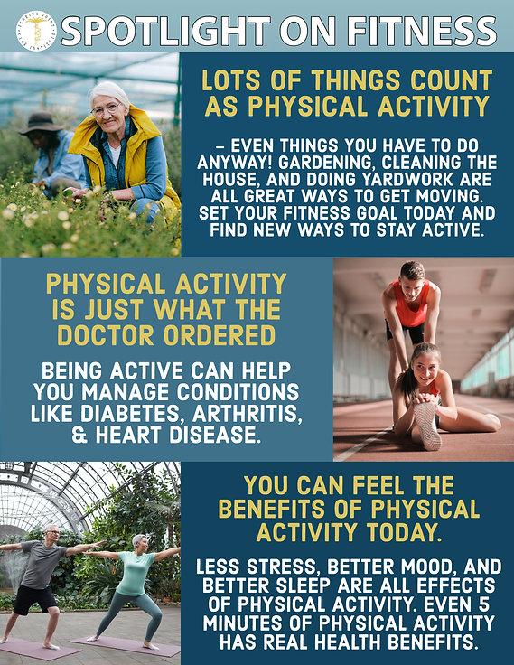 Spotlight on Fitness