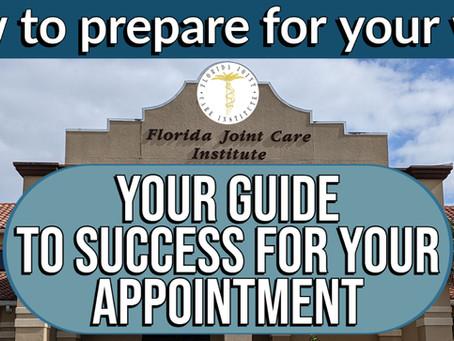 What should I know before my appointment?