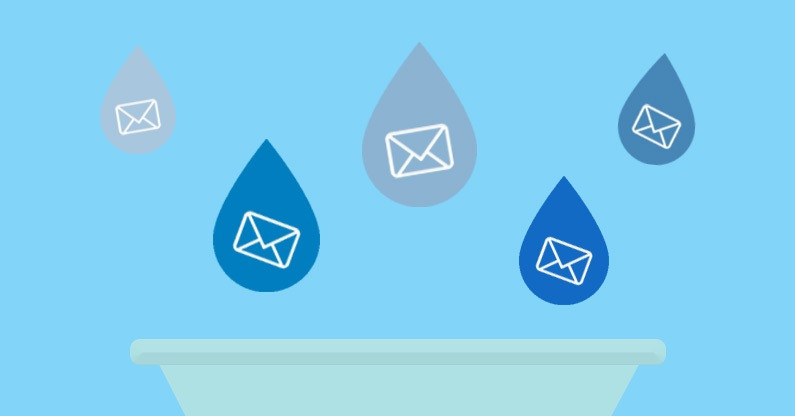 drip email campaign