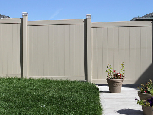 Thinking about vinyl fencing?