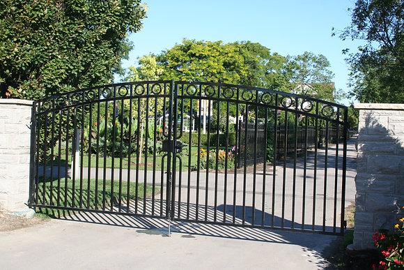Washington Driveway Gates