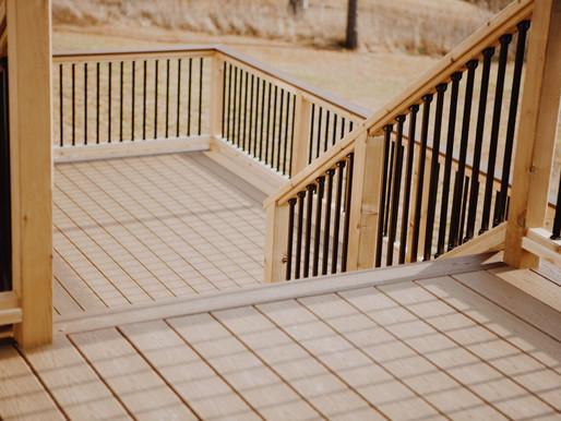 Benefits of Metal Balusters for Deck Work