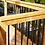 Thumbnail: Square Baluster Connectors for Decks (SQMDRA)