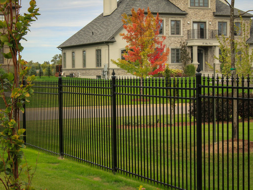 Top 5 Nuvo Iron Fence Designs for the Summer of 2016