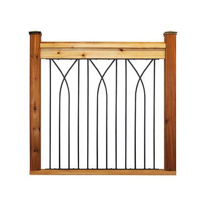Deck & Stair Rail Panels