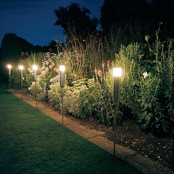 Backyard Garden Solar Lights