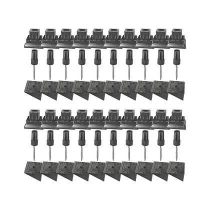 Square Baluster Connectors for Stairs (SQMSRA)