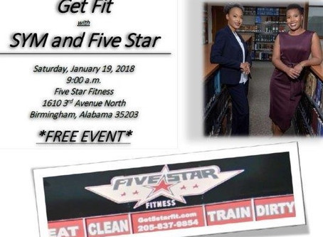 Get Fit with SYM and 5Star