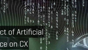 The Impact of Artificial Intelligence on CX