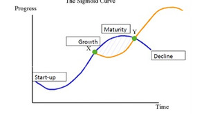 CEOs: Stay Ahead of the (Sigmoid) Curve to Grow Revenue in 2020 and Beyond