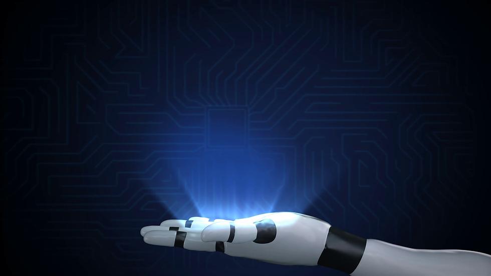 Arm videoblocks-robot-cyborg-open-arm-artificial-intelligence-4k-size-movie_bun0c9oqg_thum