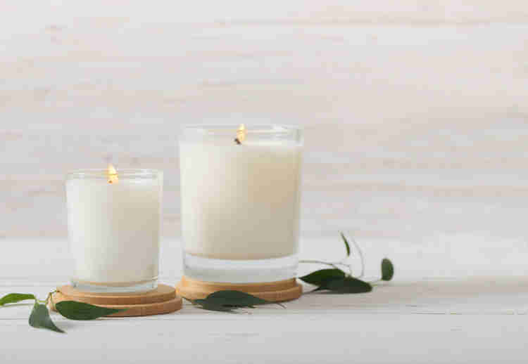 handmade candles to sell online