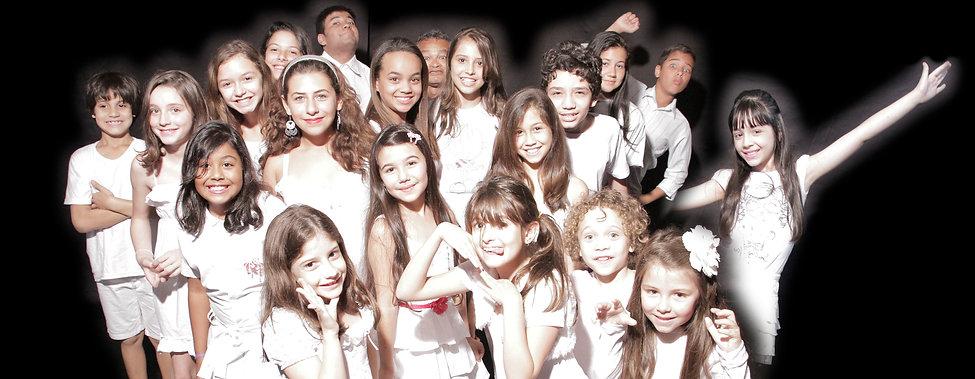 Curso De Teatro Infantil da Escola De Atores Edu Rodrigues