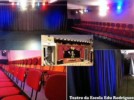 Teatro Escola Edu Rodrigues