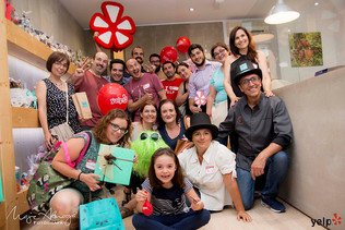 Yelp y la fábrica de chocolates