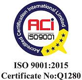 ISO 9001 2015_(Cert Logo Format)_CO(Q128