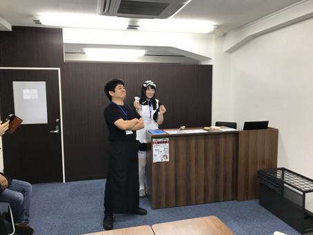 プレオープン1日目!