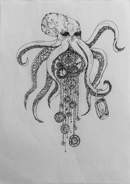 Time Octopus