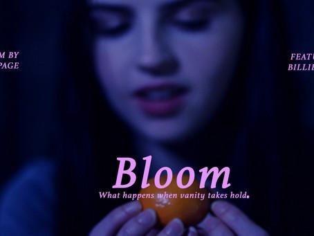 Film Notes: Bloom ECU Release (2019), Director's Cut (2020)