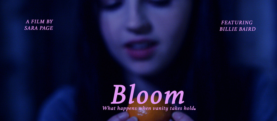 Film Notes: Bloom ECU Release (2019), Director's Cut (2020)