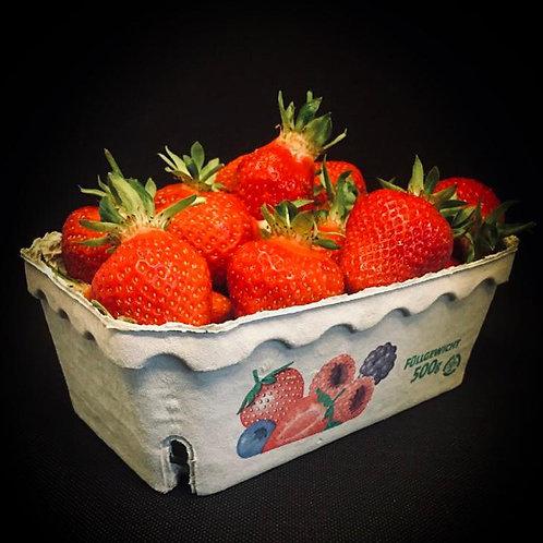 Erdbeeren 500g Premium