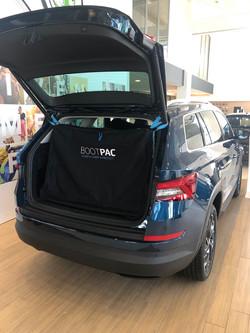 Large SUV, The huge Skoda Kodiaq