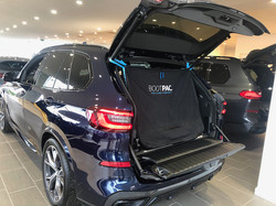 Large SUV, Shown in a BMW X5