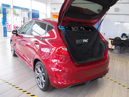 Ford's New Fiesta shows BOOTPAC is not just for big estates