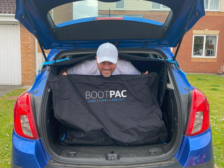 We asked our customers to send us pictures of their new BOOTPAC....