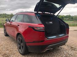 Luxury 4x4, Protects the luxury interior of this Range Rover Velar