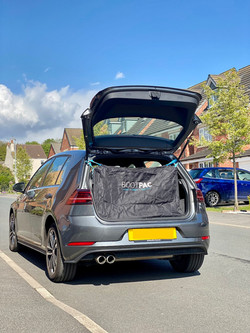 Classic Hatchback, The VW Golf GTE is one of the best around, fits perfectly with the seats down...