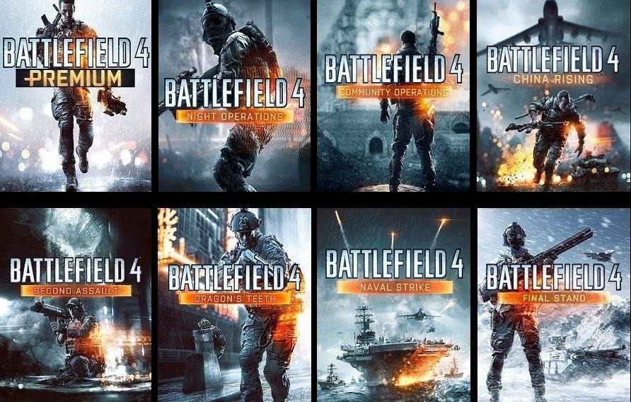 Todas as Dlc's de Battlefield 4 estão de graça no Xbox One e Ps4