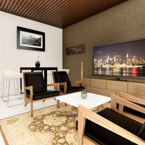 Interieur villa 1 projet FAMAN TOURE