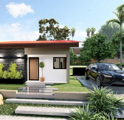 villa 1 projet FAMAN TOURE