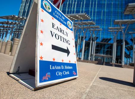 Las Vegas City Council 2019 Election Results