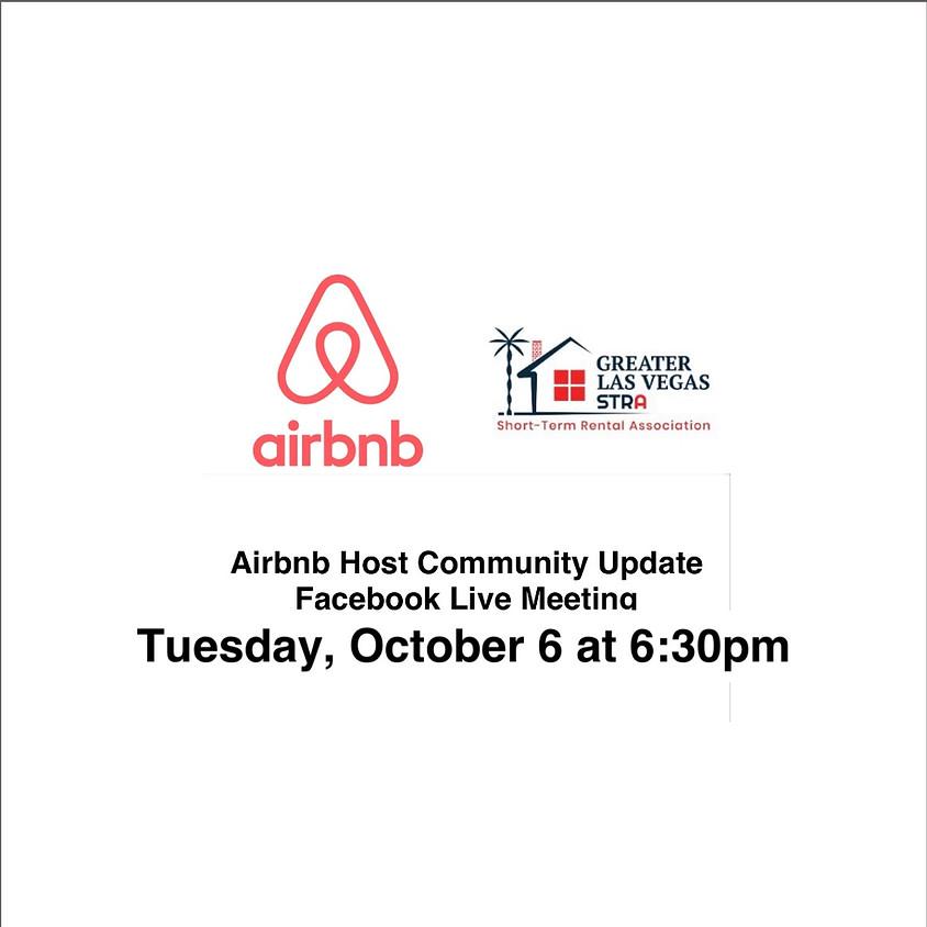 Airbnb Host Community Update